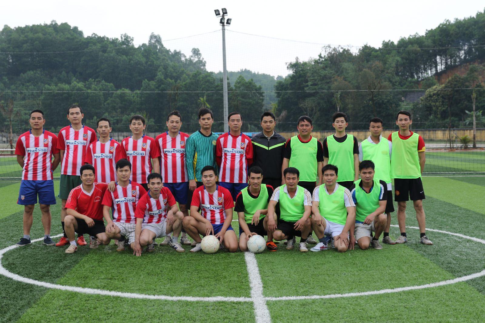Giải bóng đá Xi măng Sông Thao mở rộng năm 2016