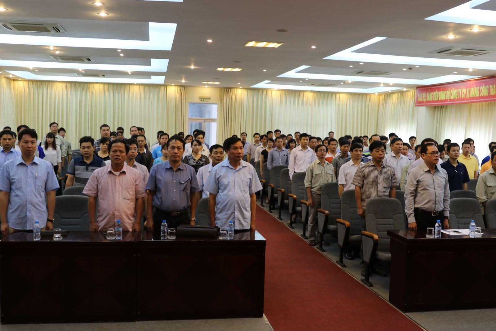 Hội nghị quán triệt, phổ biến các Nghị quyết của Ban Chấp hành Trung ương Đảng khóa XII